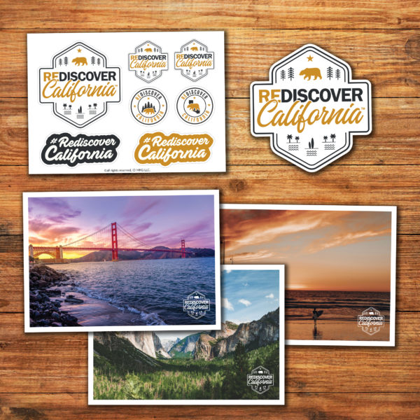 Rediscover California Support Pack
